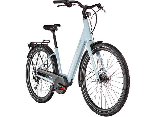 ORBEA Optima E40 E-citybike blå (2019) | City-cykler